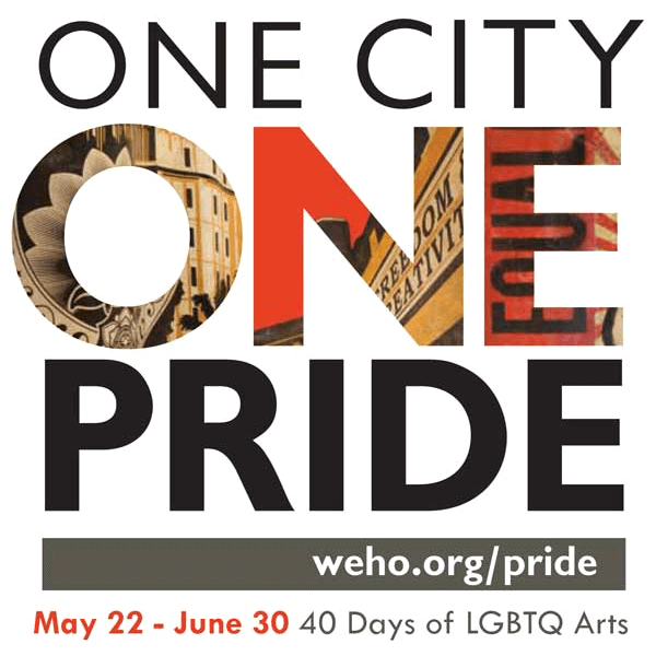 One City One Pride Arts Festival Design Competition 2019 in 2019