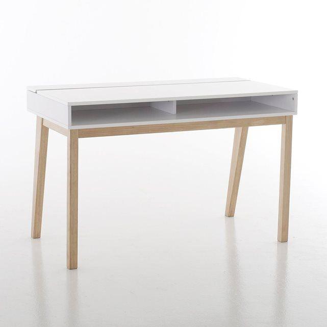 Bureau design contemporain jimi bureaux design design contemporain et la redoute interieurs for Bureau blanc design contemporain