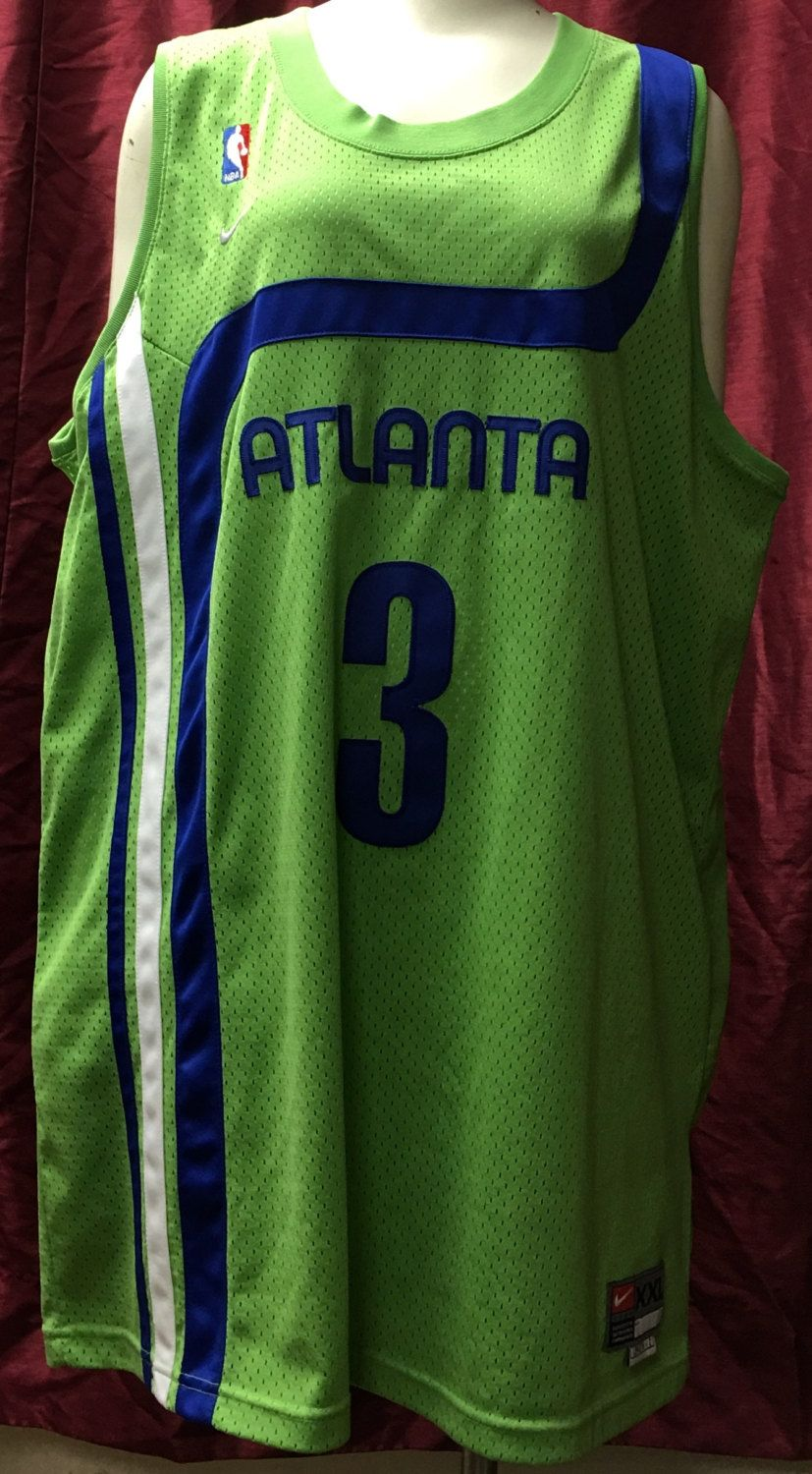 Atlanta Hawks ef Abdur Rahim Men s Size XXL Length 2 NBA
