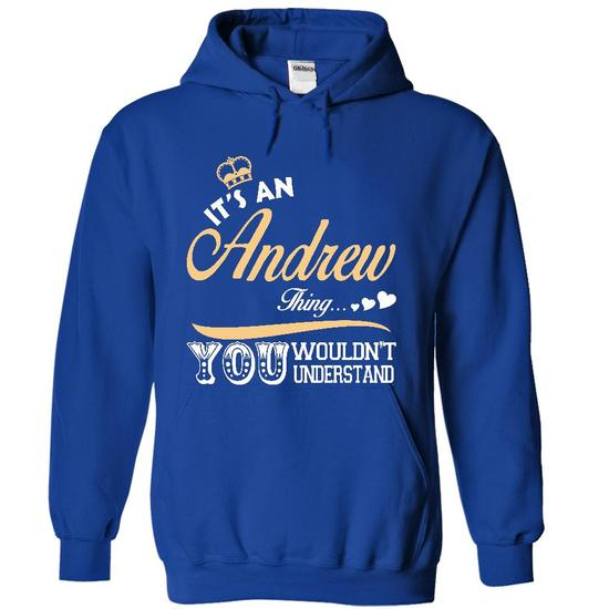 It is an Andrew thing T shirt - Limited Edition #Tshirt #style
