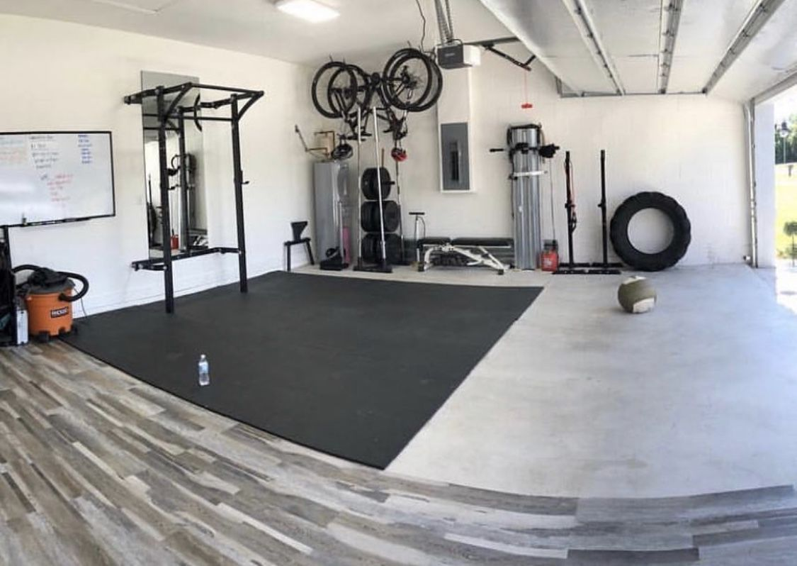 Looks like date night with the home gym it is home gym ideas