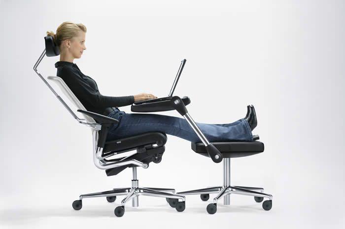 Bürostuhl ergonomisch  ergonomischer computerstuhl | Möbelideen