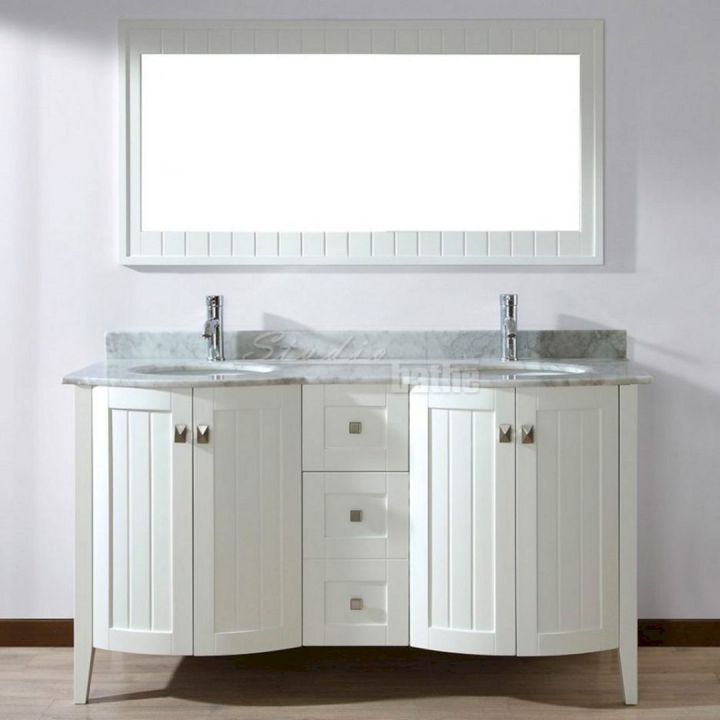 Ikea Bathroom Vanities 120 Ikea Bathroom Vanities 120 Design Ideas And Photos Farmhouse Bathroom Vanity Bathroom Vanity Makeover Vintage Bathroom Vanities