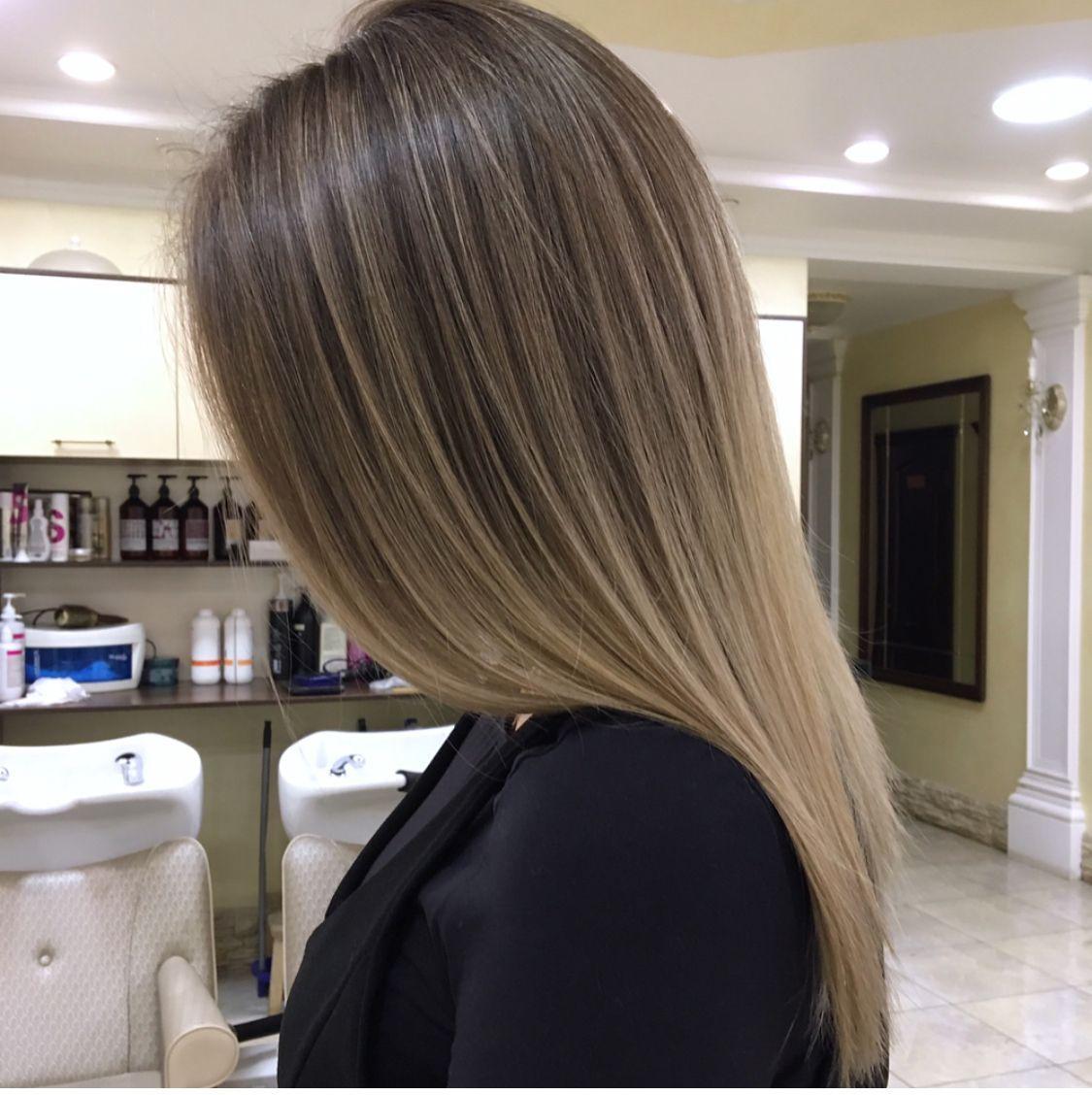 Balayage in 11  Hair styles, Hair inspo color, Balayage