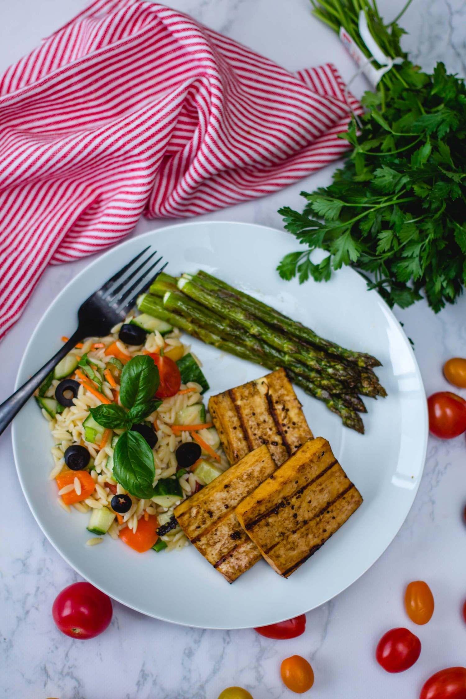 La cuisine méditerranéenne - Anne-Marie Belhadj