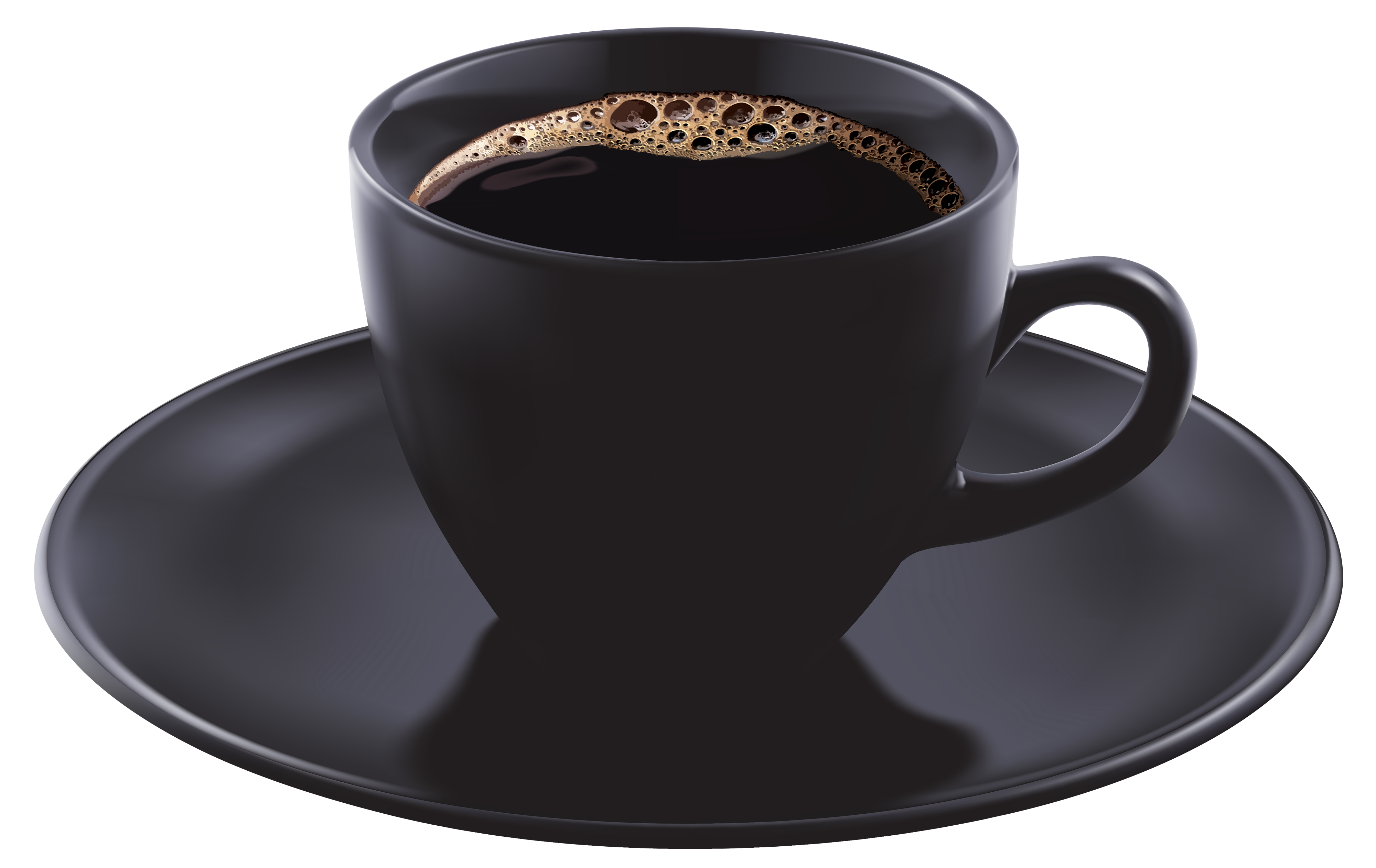 Black Coffee Cup Png Clipart Image Black Coffee Coffee Png Coffee