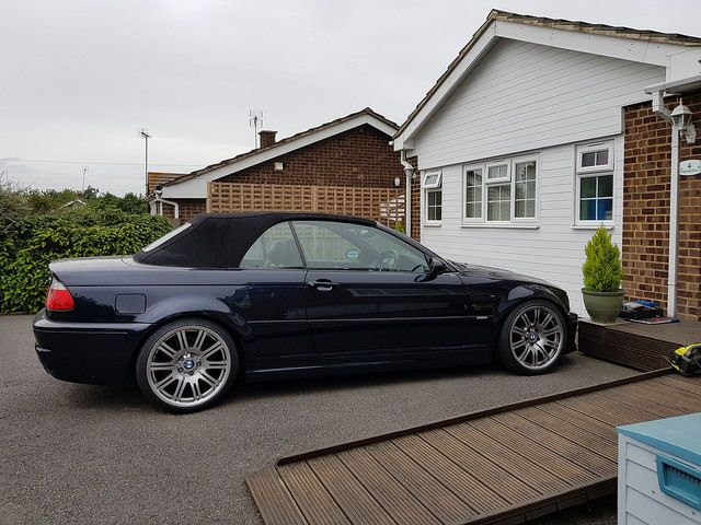 Bmw M3 Sequential Manual Gearbox Convertible With Hardtop No Expense Spared Bmw 3 Series Convertible Bmw Wheels Bmw E46