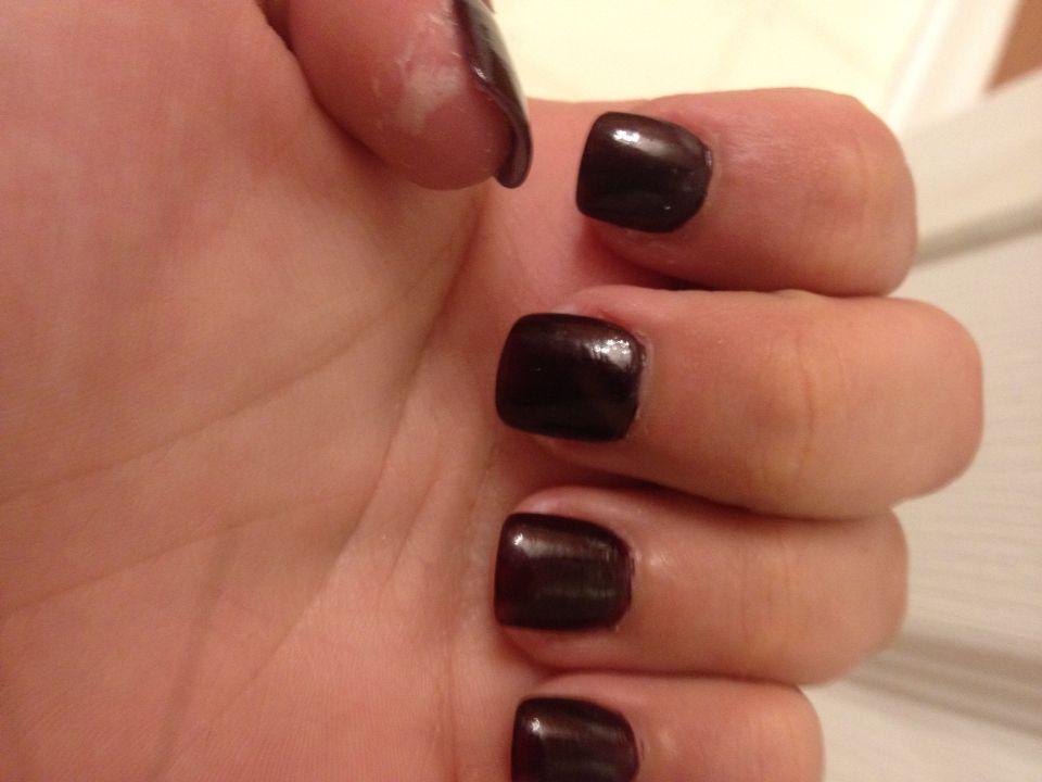 My new acrylic nails