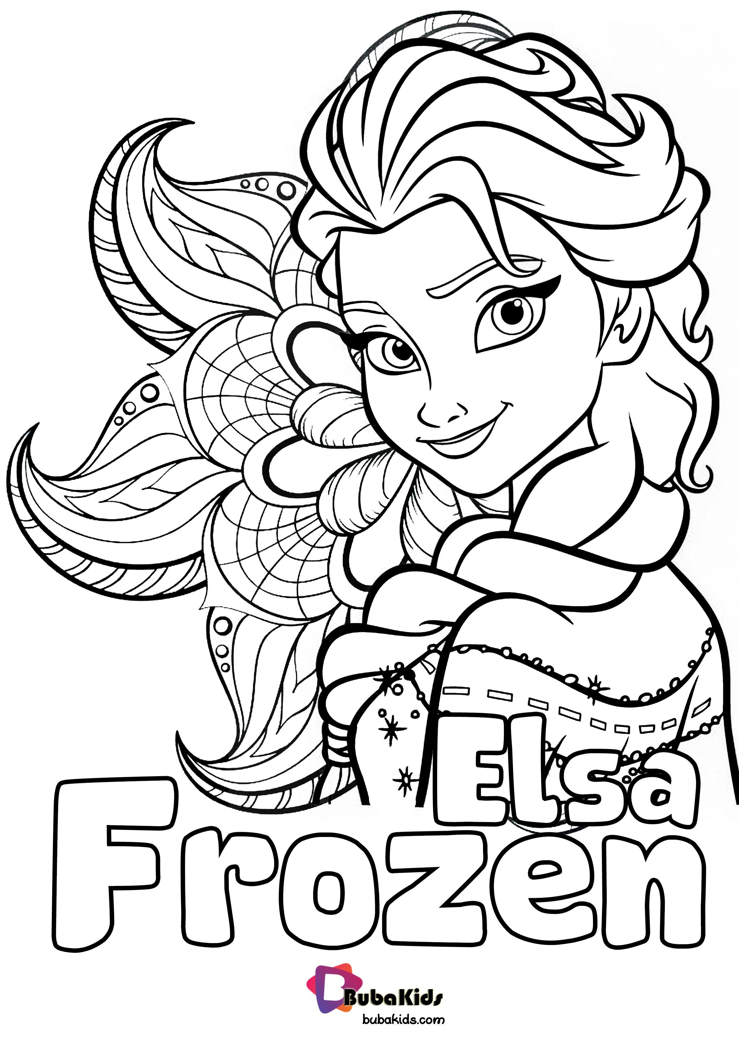 Princess Elsa Frozen Coloring Pages Coloringpages Frozen Coloringpages Frozen Cartoon Coloring Frozen Coloring Pages Elsa Coloring Pages Frozen Coloring