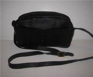 35ba0294813390 Fendi Mint Vintage Exterior Zip Pocket Body/Shoulder Early Style Cross Body  Bag