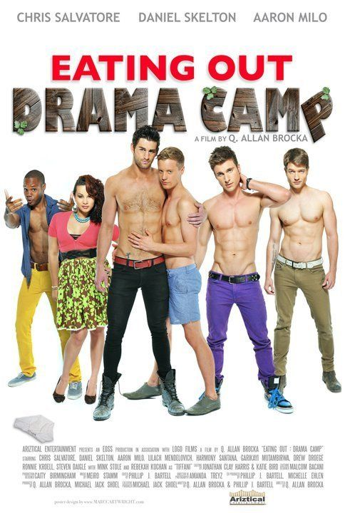 Eating Out Drama Camp 2011 Drama Movies Worth Watching Camping Tv Show