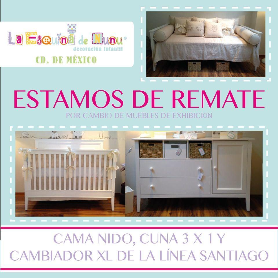 Remate!! #laesquinadenunu #nursery #baby #bebe #instababy ...