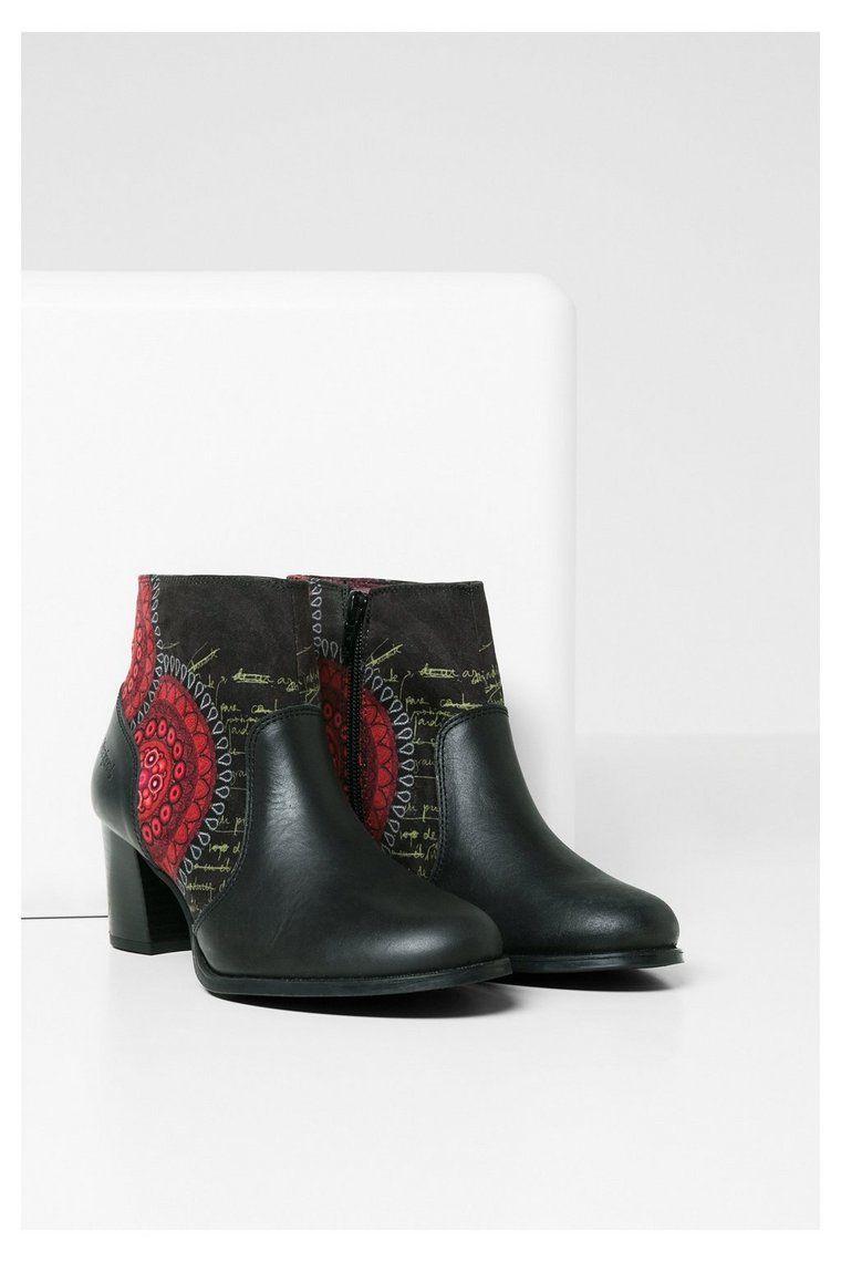 Zapatos negros Desigual para mujer I99dqPr