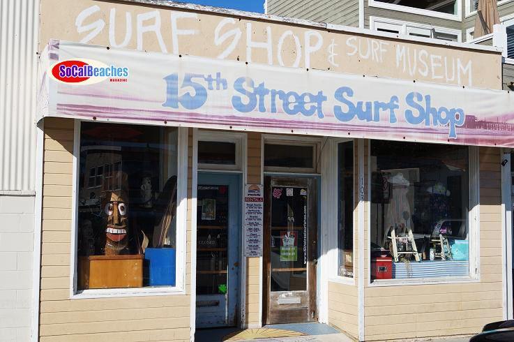 15th Street Surf Shop Newport Beach Balboa Island Surf