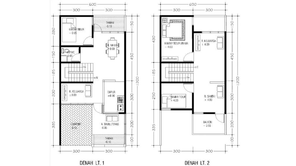 Minimalist Home Design On Land Of 6m X 12m Home Ideas Minimalist House Design Minimalist Home House Design
