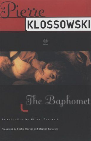 The Baphomet by Pierre Klossowski, http://www.amazon.co.uk/dp/1568860560/ref=cm_sw_r_pi_dp_w75vrb0J1V4RK