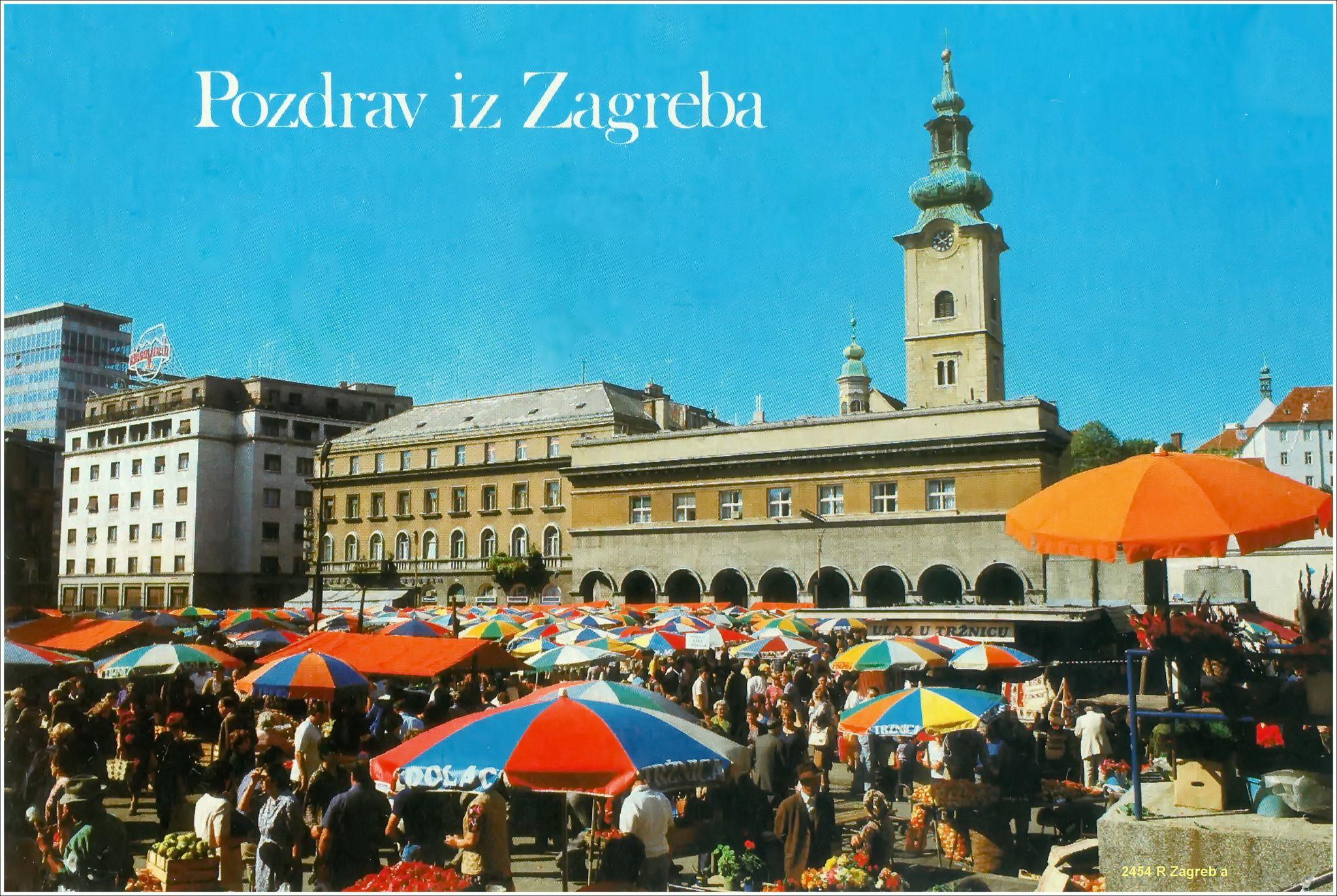 Hrvatska Zagreb Novosti