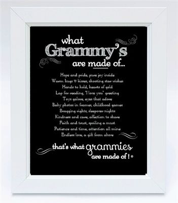 A Delightful Personalized Gift For Grandma Or Should We Say Grammie Granny Meme Youve Got The Idea We Can Personalize Our Frame For Your Grandma By