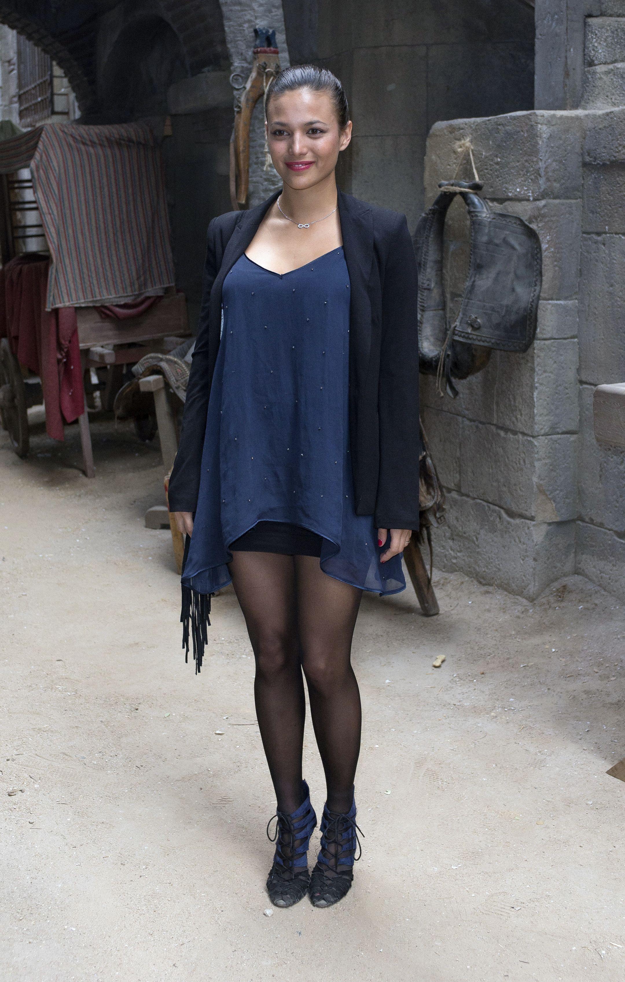 Ana Garcia Siñeriz Topless elisa mouliaa en 2020