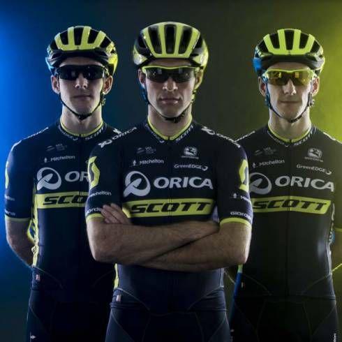 World Tour 2017 - Orica-Scott