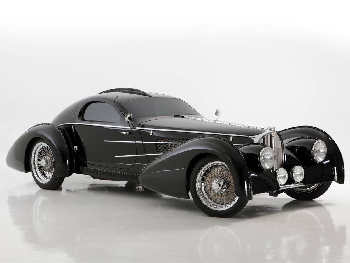 1937 Bugatti Type 57S Atlantic Replica for sale #1741078 ...