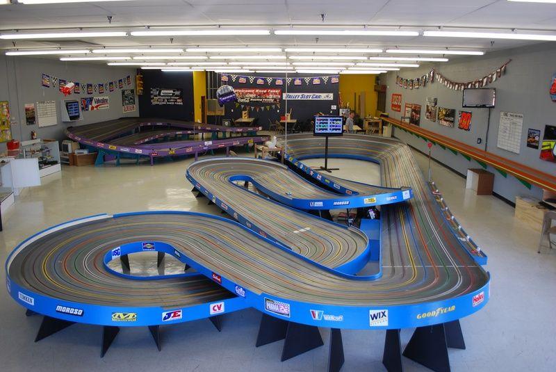 Valley Slot Car King Track In 2020 Slot Car Race Track Slot Car Tracks Slot Cars