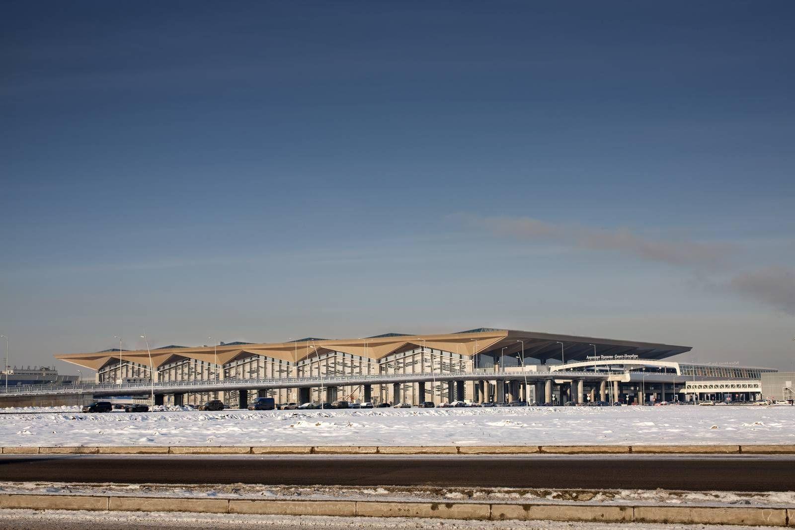 Grimshaw per il Pulkovo Airport di San Pietroburgo | Ingegneri.info