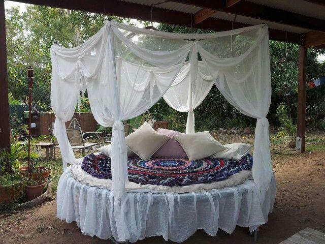 Trampoline Bed Trampoline Bed Backyard Trampoline Trampoline