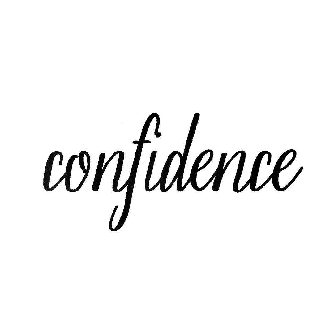 Our uber-creative friend Melanie Blodgett @melanieblodgett is sharing a word that strikes a cord in this weeks installment of This Word Has Meaning. Her word is confidence. I've struggled with confidence since 6th grade but lately I've been focusing on this word as I launch a business. As I've been pouring time and money into my ideas self doubt has hit and I have to remind myself to have confidence or all my work will go to waste. I also need to remind myself to have confidence when I go…