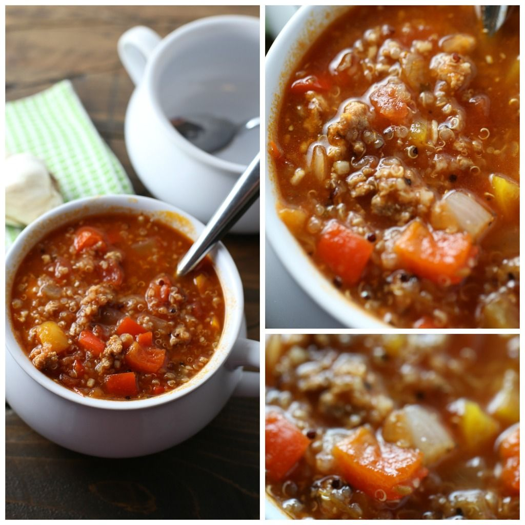 21 Day Fix Stuffed Pepper Soup The Taylor House Recipe Stuffed Peppers Recipes Food