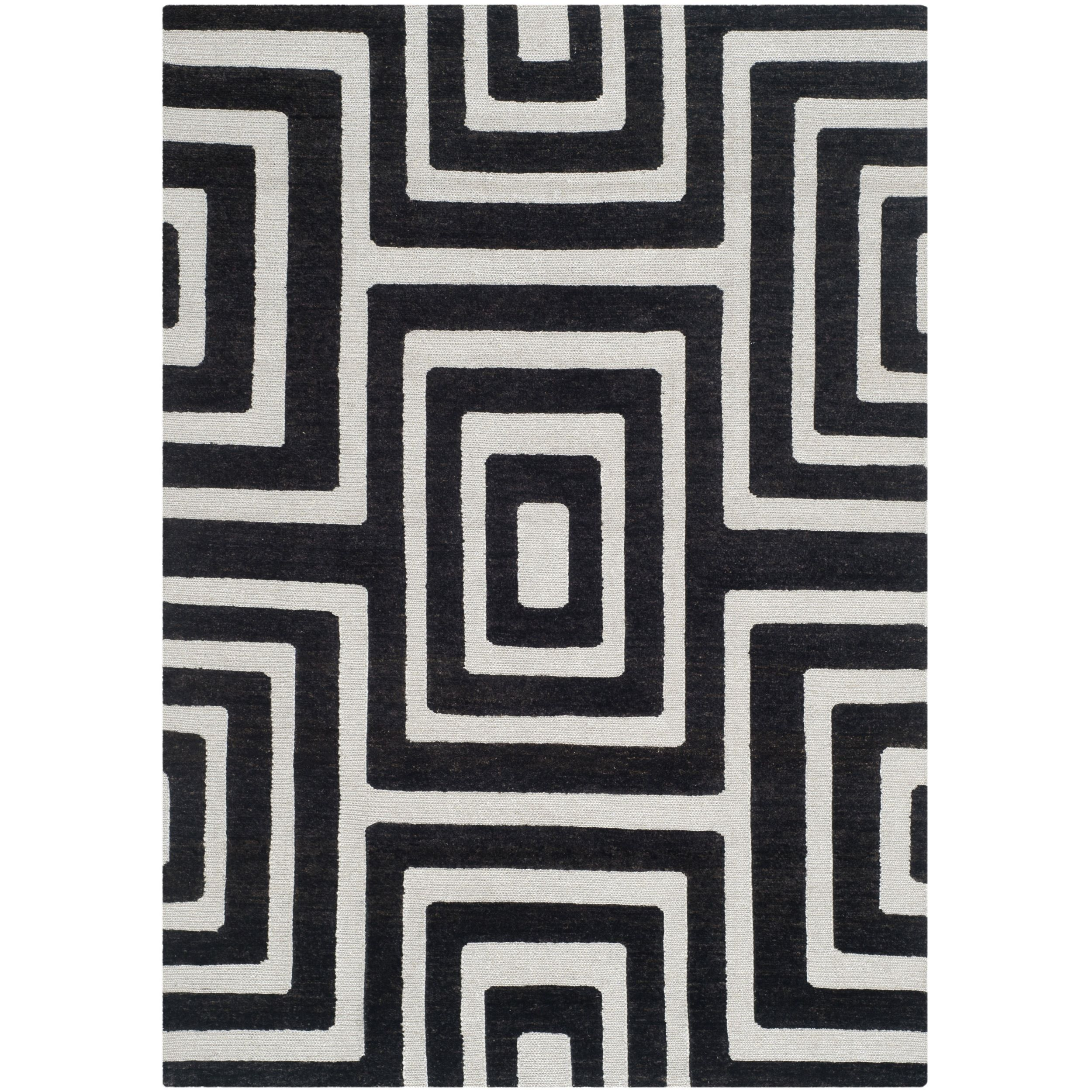 Overstock Com Online Shopping Bedding Furniture Electronics Jewelry Clothing More Modern Wool Rugs Wool Rug Chic Area Rug