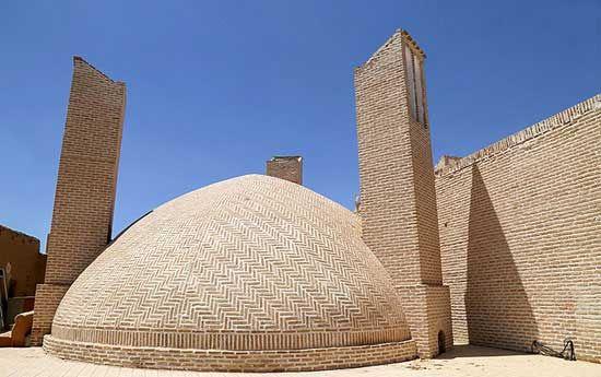 Oqada Village Yazd