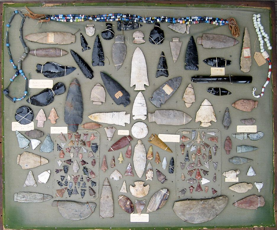 Ancient Indian Artifacts Ancient Native American