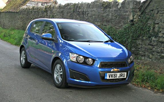 Car Review Chevrolet Aveo 1 3 Lt Vcdi Eco 5dr