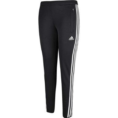 09f43e6bcced0 Amazon.com: adidas Women's Tiro 13 Training Pant (Blk/Wht): Clothing ...