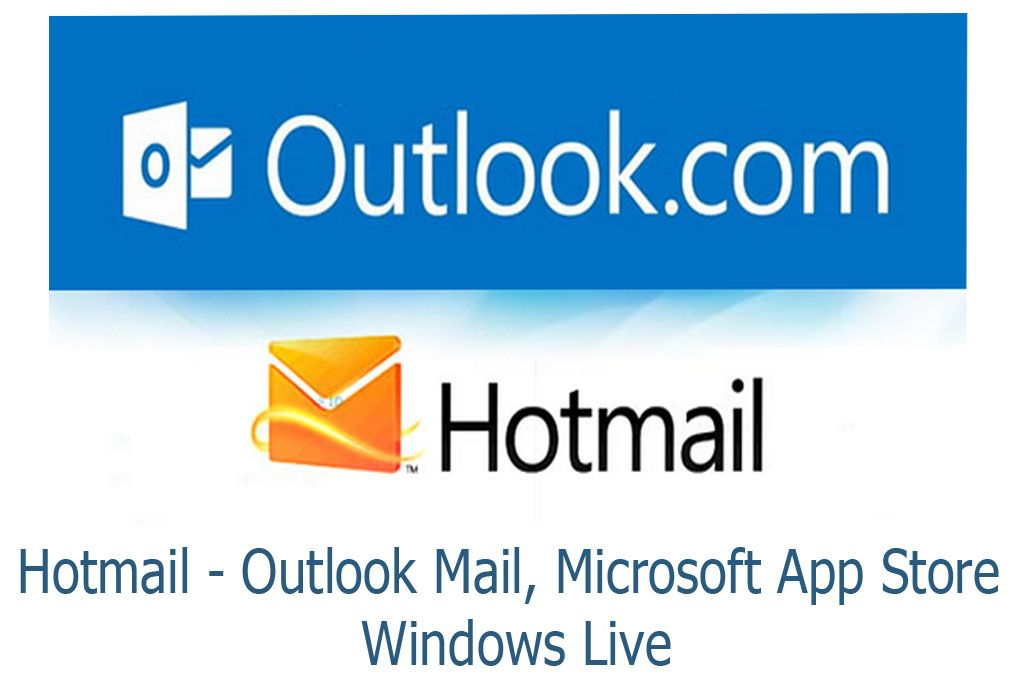 Hotmail Outlook Mail Microsoft App Store Hotmail Sign In Fun