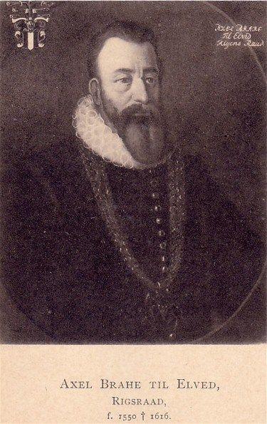 Axel Ottesen Brahe riksråd