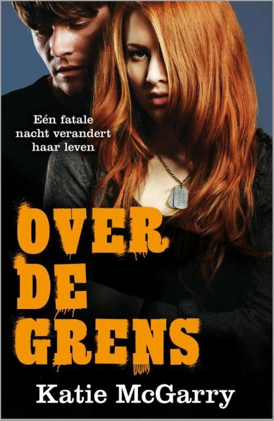 Harlequin Young Adult - Over de grens