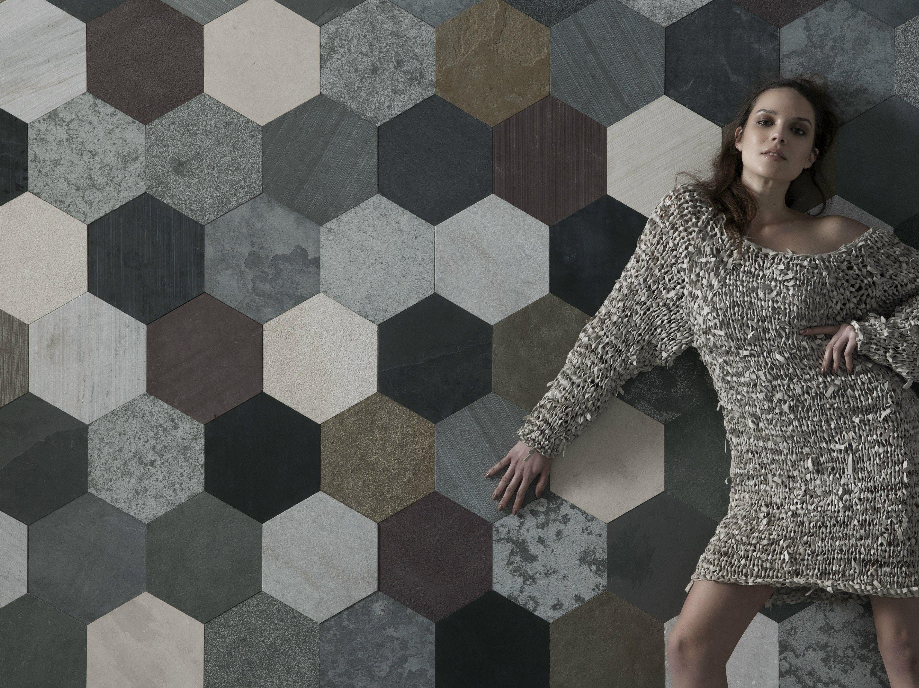 3d hexagon pattern stock vector image 54997696 - Interiors