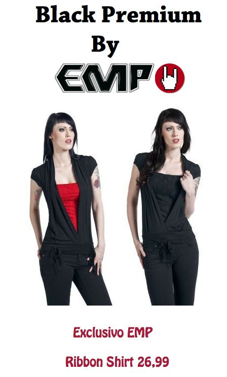 Black Premium by  EMP... Europe´s Rock Mailorder No.1 : La más grande venta por correo de Merchandising Oficial Musica Metal / Hard rock / Heavy / Ropa Gótica / Militar/ Lolita / Punk Style .. y mucho más - http://emp.me/EUn