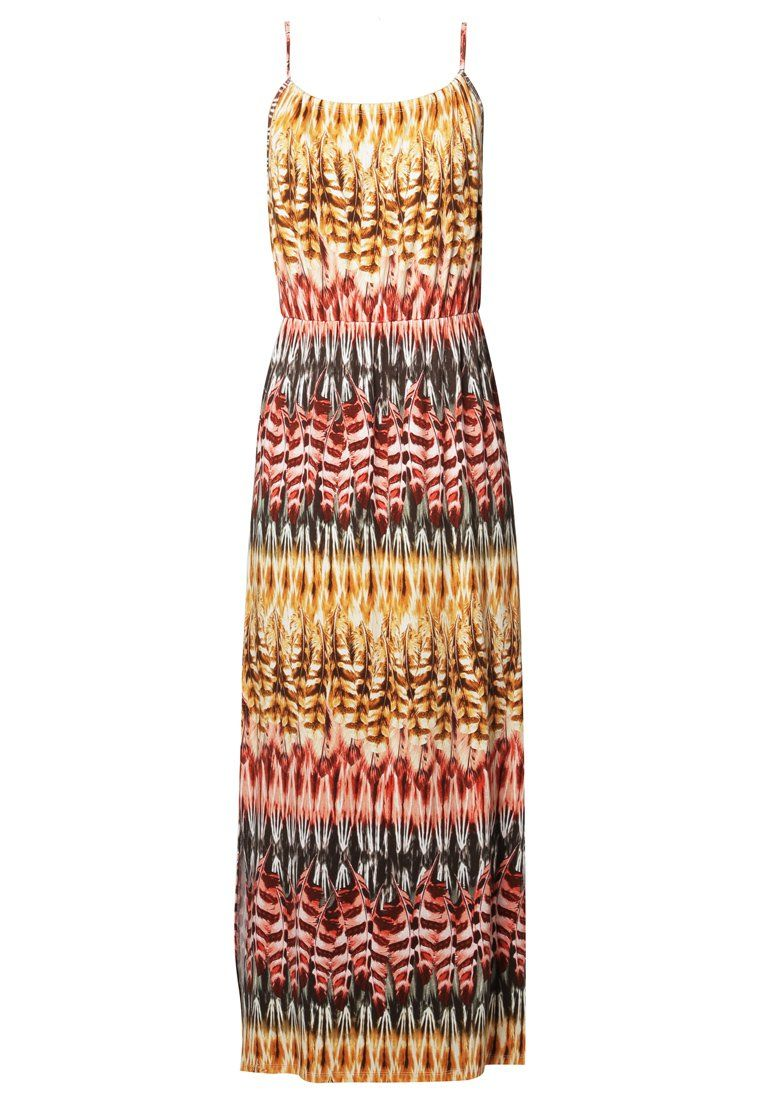 Anna Field maxi dress, summer, - Maksimekko - multicolour