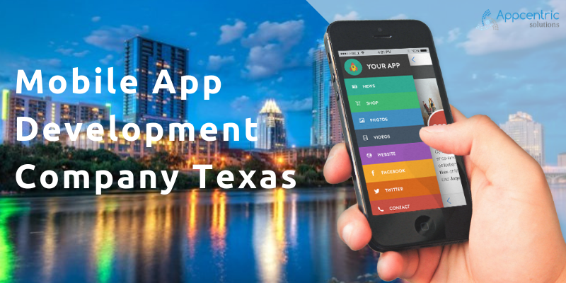 Top 10 Mobile App Development Companies in Texas | Web and