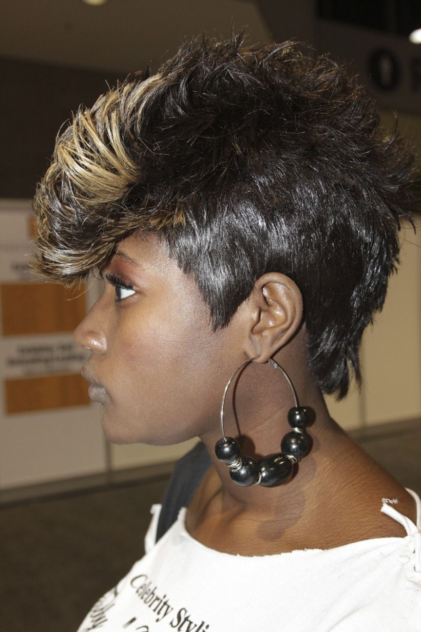 short quick weave hairstyles black women - hairstyles as