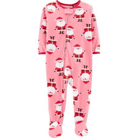 08334029763b Child of Mine by Carter s Christmas Microfleece Footed Blanket ...