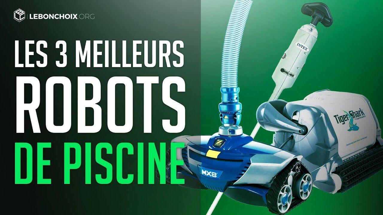 Comparatif Robot Piscine Di 2020 Dengan Gambar