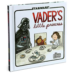 {Vader's Little Princess} Raising a princess can be hard, learn parenting tips from Darth. *Ha #FathersDayGifts #StarWars