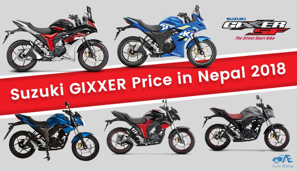 Latest Suzuki Gixxer Price In Nepal 2018 Updated Price Suzuki