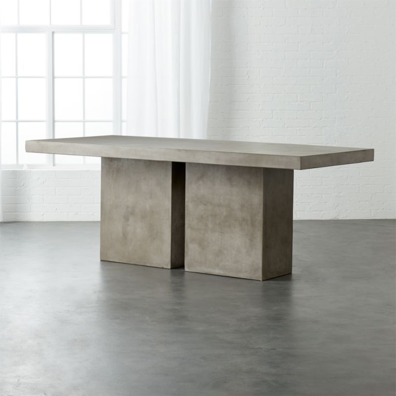 Hover Dining Table Walnut Modern Digs Furniture Dining Table