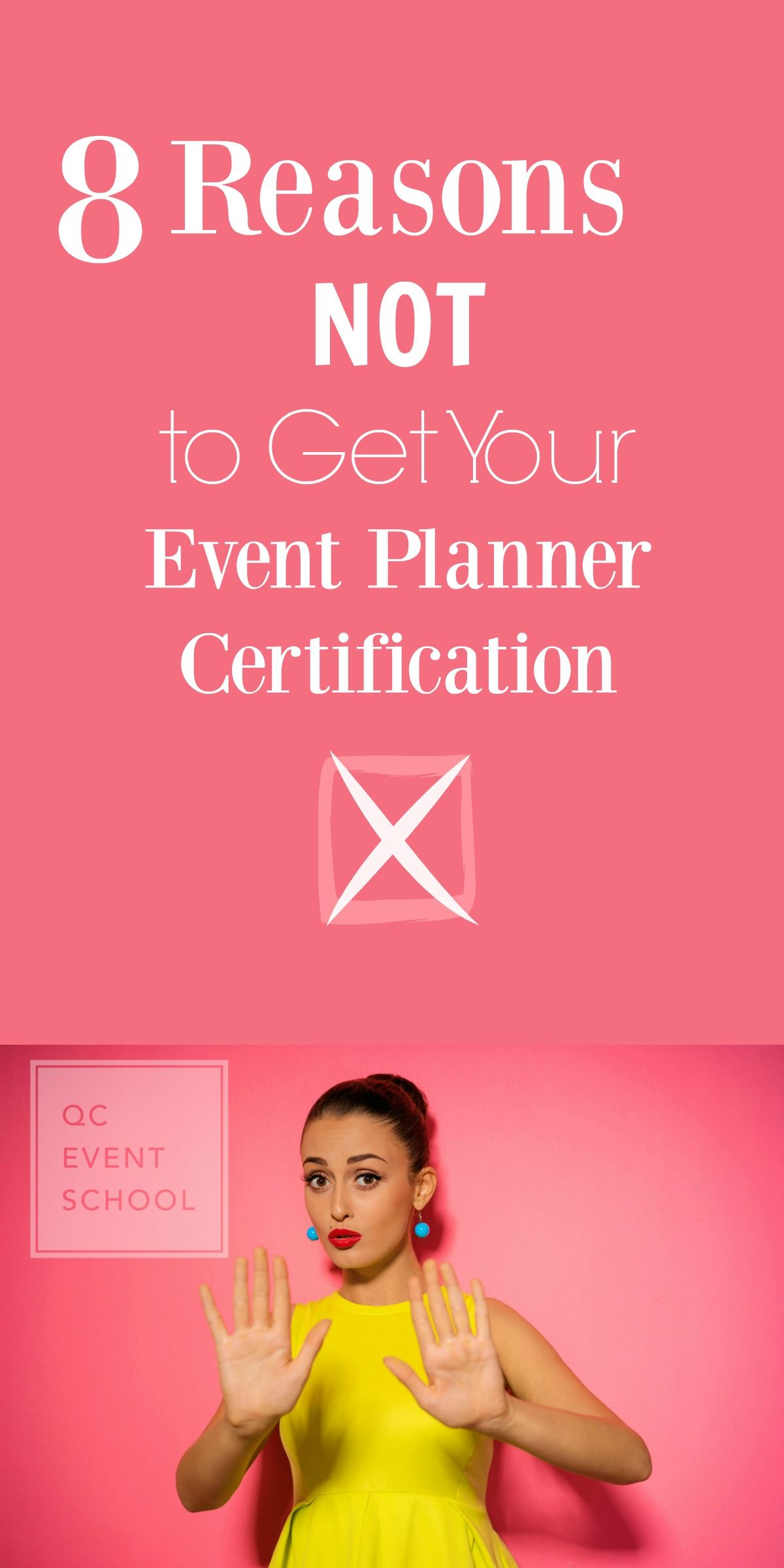 Thinking Of Getting Your Event Planner Certification Think Again
