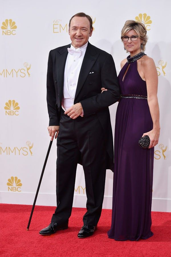 Kevin-Spacey;-Ashleigh-Banfield-emmys-2014-emmy-awards